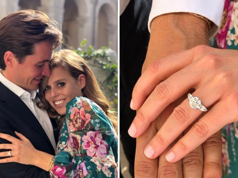 Princess Beatrice engaged to property tycoon Edoardo Mapelli Mozzi