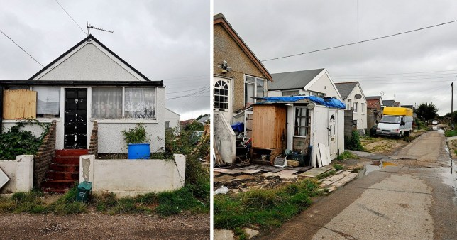 Jaywick named as most deprived neighbourhood in England for third time