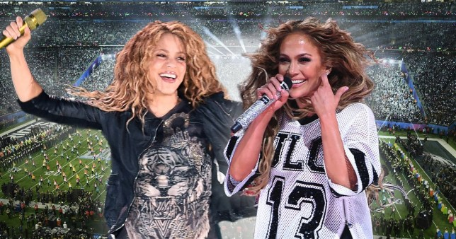 Shakira headlining Super Bowl alongside Jennifer Lopez on 43rd birthday as she reveals Jay-Z's input