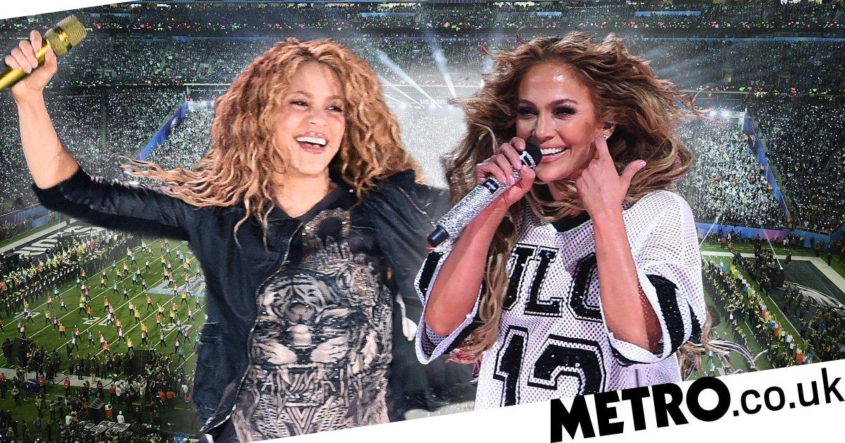Who Is Doing Halftime Show 2020.Jennifer Lopez And Shakira Headlining The Super Bowl 2020