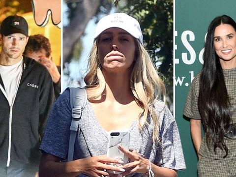 Ashton Kutcher's former fling Sara Leal spotted amid Demi Moore cheating scandal