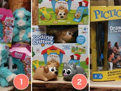 Hamleys announces top 10 toys for Christmas
