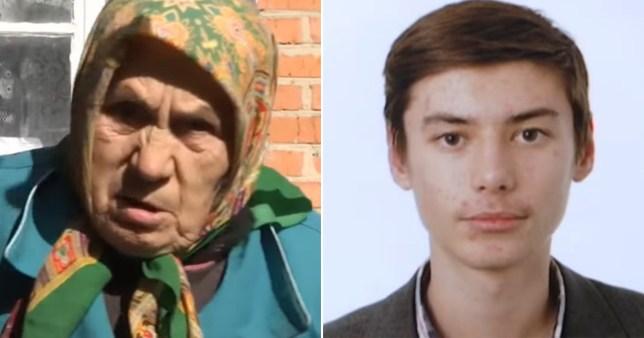 Alexander Kondratyuk allegedly wedded Zinaida Illarionovna, who is 57 years his senior, to take advantage of the rules of exception to Ukraine's compulsory conscription.