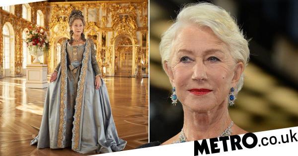 Catherine The Great review: Helen Mirren