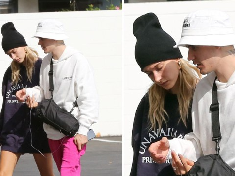 Justin Bieber and Hailey Baldwin 'infuriate hotel guests as they are banned from pool and spa'