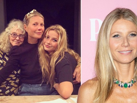 Gwyneth Paltrow poses for rare snap with teen daughter Apple in 'beautiful birthday tribute'