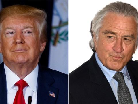 Robert De Niro blasts 'low life' Donald Trump: 'I hope he gets impeached'