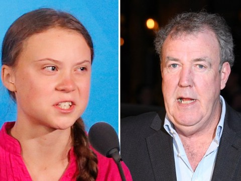 Jeremy Clarkson brands Greta Thunberg a 'spoilt brat' who should 'shut up and get back to school'