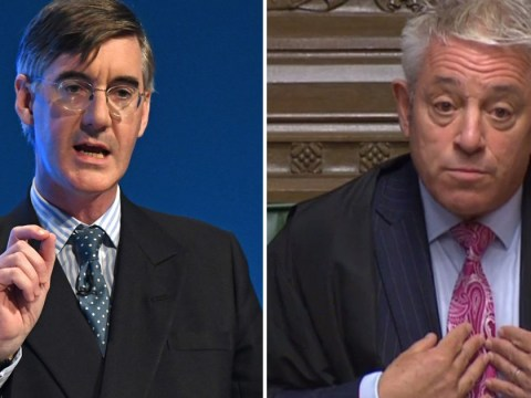 Jacob Rees-Mogg accuses Speaker of 'flying too close to the sun'