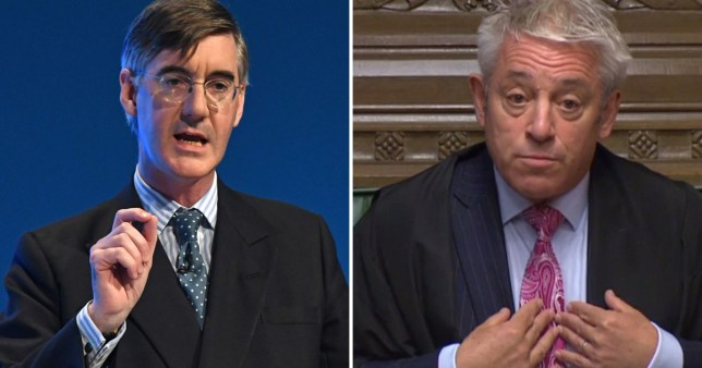Rees-Mogg and Bercow