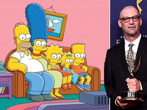 The Simpsons pay tribute to producer Mike Mendel after his shock death