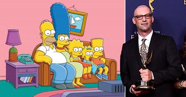 The Simpsons and Mike Mendel