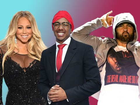Nick Cannon wanted to fight Eminem in the midst of Mariah Carey feud: 'Nobody whooped his a*s'