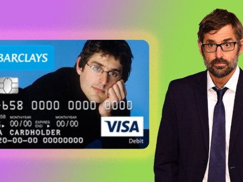 Louis Theroux grants permission to man who wants to use his face on bank card