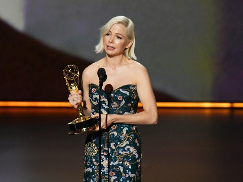 Emmys 2019: Michelle Williams schools us on women's equality in empowering acceptance speech