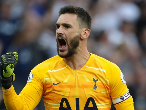 Hugo Lloris misses Tottenham's clash with Leicester City as wife has given birth