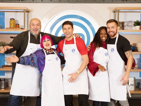 Celebrity MasterChef fans left baffled by Oti Mabuse and Joey Essex's epic breakfast failure