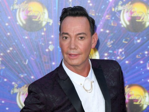 Craig Revel Horwood turned Strictly down at first after branding it 'car crash TV'