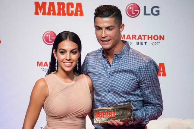 Cristiano Ronaldo compares sex life with girlfriend Georgina Rodriguez to his 'best ever goal'