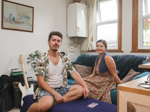 What I Rent: Michael and Zoë, £1,100 a month for a one-bedroom flat in Clapton, Hackney