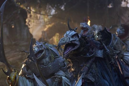 Seladon in The Dark Crystal: Age of Resistance is Daenerys