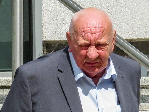 'Arrogant' ex-cop spared jail for axe attack on neighbour after fireworks upset his dogs
