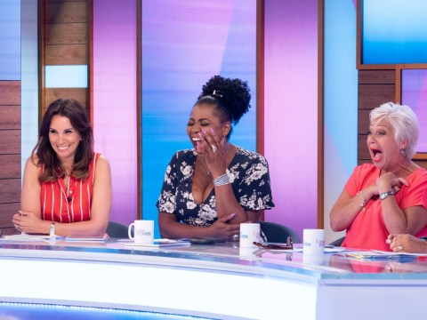 Why isn't Loose Women on today and when does the Rugby World Cup finish?