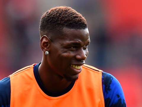 Manchester United contact Paul Pogba's agent over new contract at Old Trafford