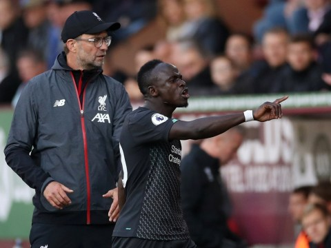 Liverpool star Sadio Mane 'at the end of his tether' with Mohamed Salah, claims Ian Wright