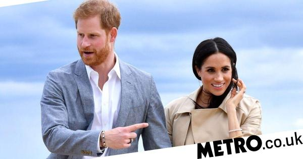 Meghan and Harry land in South Africa with Archie