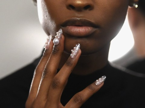 From tonal manis to negative space – the autumn nail art trends to know about