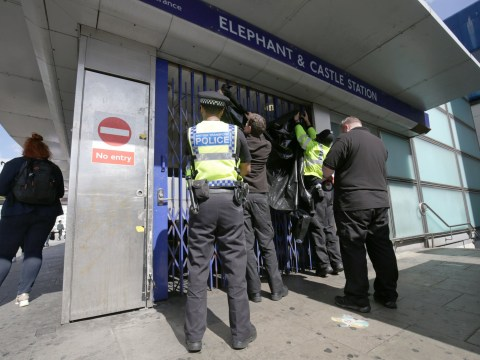 Murder investigation after man stabbed to death at busy tube station