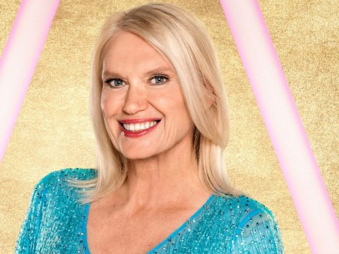 Anneka Rice ruled out of first Strictly Come Dancing group dance because of an injury caused by Anton Du Beke