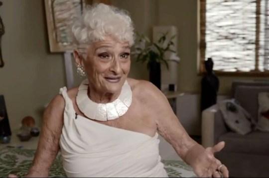 Man oma zoekt een Oma Zoekt