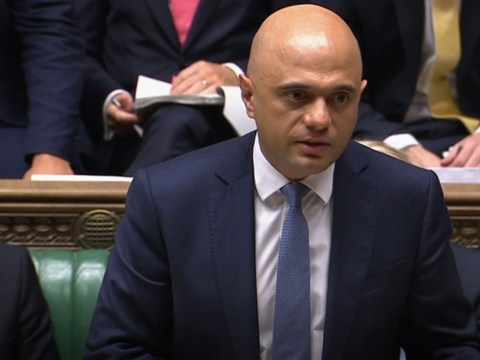 Sajid Javid pledges to 'turn tide on austerity' with 'biggest spending boost in 15 years'