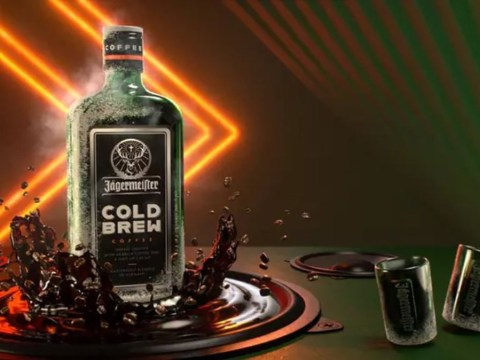Jagermeister launches new cold brew coffee infusion