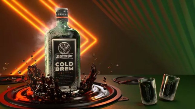 The new Jagermeister