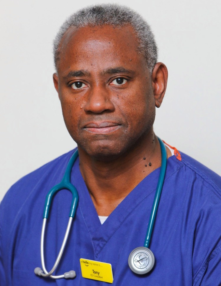 Dr Anthony Adams 'sacked and blacklisted by NHS'