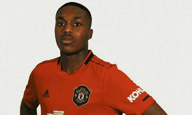 METROGRAB - Man Utd teenager is fastest at the club From @Utdways/Twitter