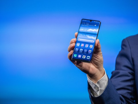 Huawei announces P30 Pro smartphone that will run Android 10 operating system
