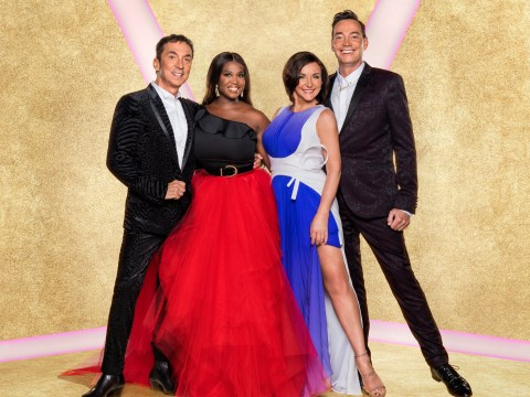 Strictly Come Dancing release first look at new judging line-up with Motsi Mabuse