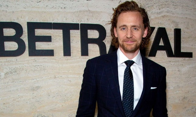 Woman 'caught making herself an orgasm twice' during Tom Hiddleston's play Betrayal