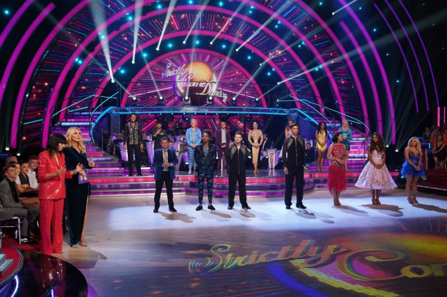 Strictly Come Dancing 2019 contestants and presenters