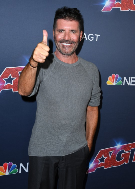 "HOLLYWOOD, CALIFORNIA - AUGUST 13: Simon Cowell arrives at the ""America's Got Talent"" Season 14 Live Show at Dolby Theatre on August 13, 2019 in Hollywood, California. (Photo by Steve Granitz/WireImage)"