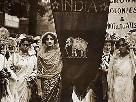 Women of colour, I urge you to register to vote