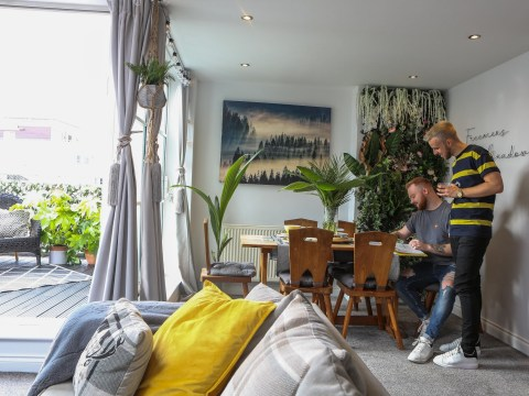 What I Rent: George and Ross, £800 a month for a two-bedroom flat in Leicester
