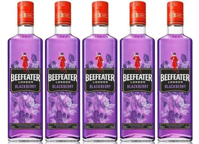 Tesco is selling beefeater gin