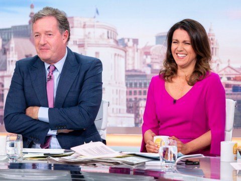 Piers Morgan's Good Morning Britain contract ends in four months, Amanda Holden reveals