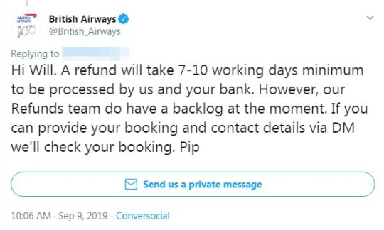 How to get a refund or reschedule BA flights during strikes