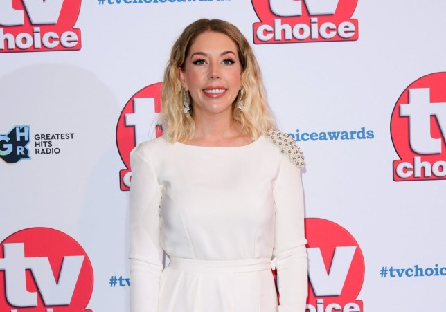 Katherine Ryan at the 2019 TV Choice Awards